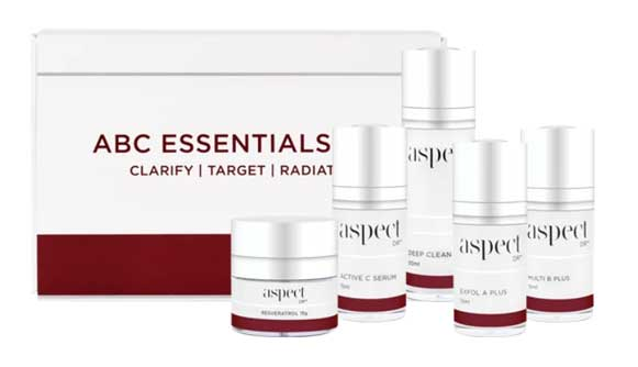 ABC Essentials skin care